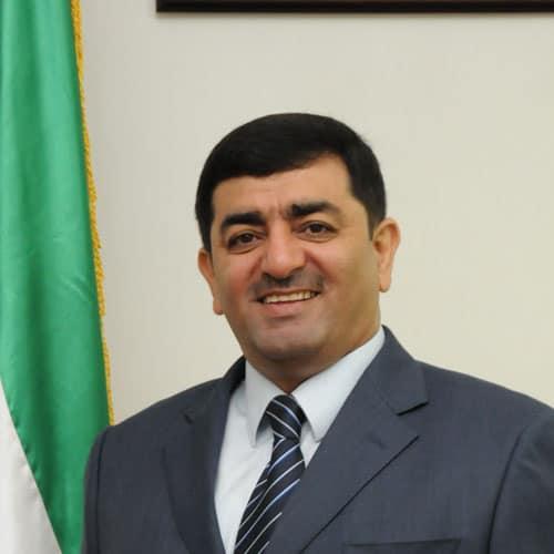 HE Saad Abdullah Saleh A. AL Asousi