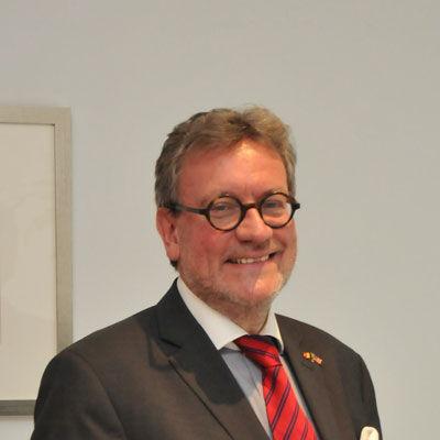 H.E. MR. PASCAL GRÉGOIRE Belgium Ambassador