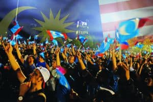 The Day Malaysia Was Reborn