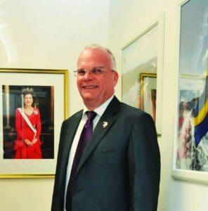 sweden ambasaddor